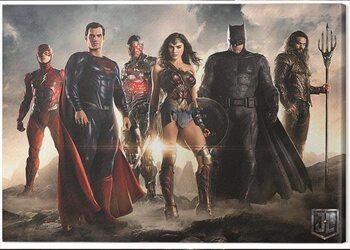 Tela Justice League Movie - Teaser