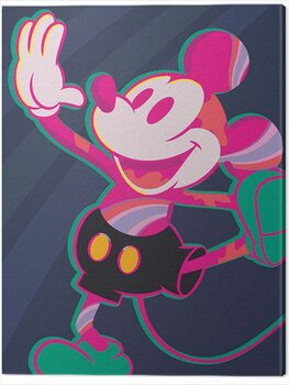 Tela Mickey Mouse - Warped