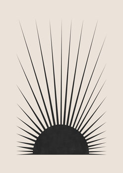 Tela Minimal Sun