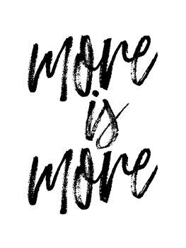 Tela More is more