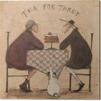 Tela Sam Toft - Tea For Three