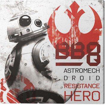 Tela Star Wars The Last Jedi - BB - 8 Resistance Hero