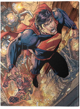 Tela Superman - Wraith Chase