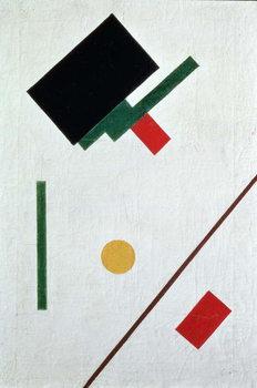 Tela Suprematist Composition, 1915