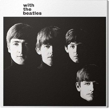 Tela The Beatles - With the Beatles