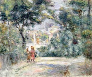Tela View of Sacre-Coeur, 1905
