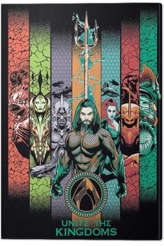 Tela  Aquaman - Unite the Kingdoms
