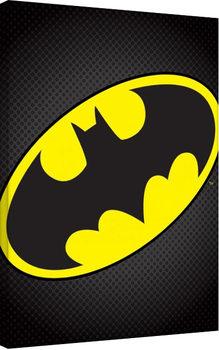 Tela Batman - Logo