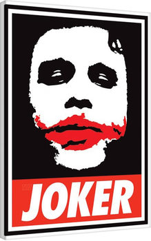 Tela Ferrari - The Dark Knight - Obey The Joker