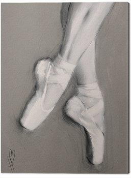 Tela Hazel Bowman - Dancing Feet I