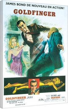 Tela  James Bond: Goldfinger - Foreign Language