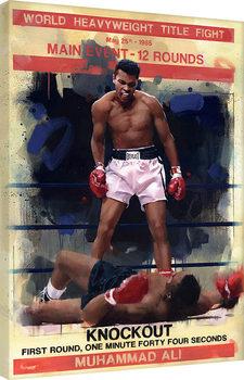 Tela  James Paterson - Knockout