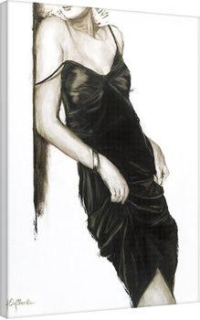 Tela Janel Eleftherakis - Little Black Dress I
