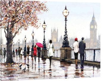 Tela  Richard Macneil - Thames View