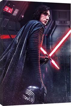 Tela Star Wars The Last Jedi - Kylo Ren Rage
