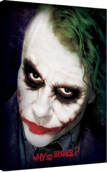 Tela  The Dark Knight - Joker Face
