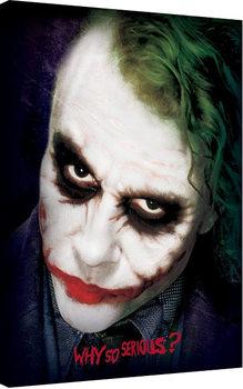 Tela The Dark Knight - Joker Face