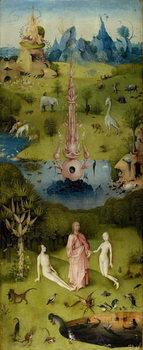 Tela  The Garden of Earthly Delights, 1490-1500