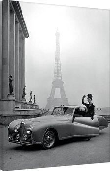 Tela  Time Life - France 1947