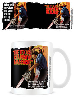 Mug Texas Chainsaw Massacre - Brutal