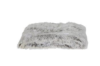 Manta Cosy - White-Brown Têxtil