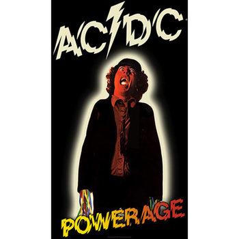 Textile poster AC/DC – Powerage