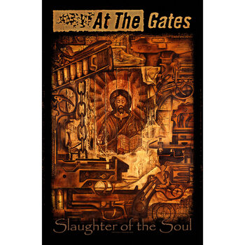 Textile poster At The Gates - Slaughter of the Soul