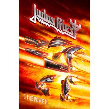 Textile poster  Judas Priest - Firepower