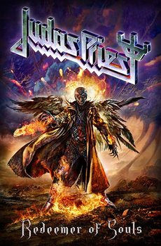 Textile poster Judas Priest – Redeemer Of Souls