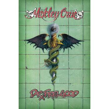 Textile poster Motley Crue - Doctor Feelgood