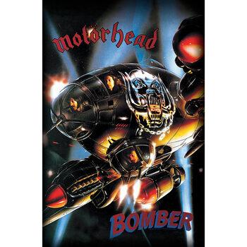 Textile poster Motorhead - Bomber