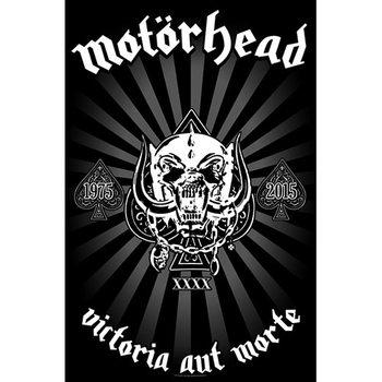 Textile poster  Motorhead - Victoria Aut Morte 1975-2015