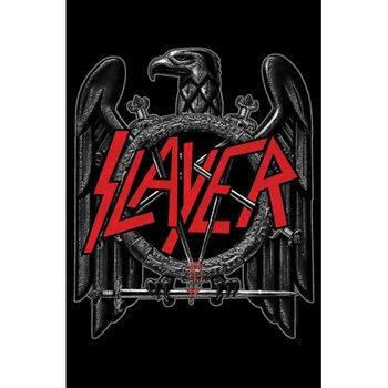 Textile poster  Slayer – Black Eagle