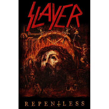 Textile poster Slayer – Repentless