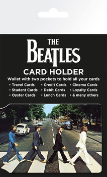 THE BEATLES - Abbey Road Porte-Cartes