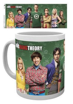 Mug The Big Bang Theory - Cast