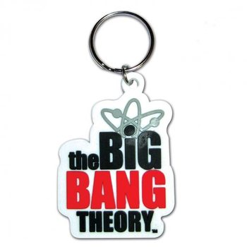 The Big Bang Theory - Logo Porte-clés