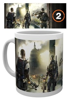 Caneca The Division 2 - Captol
