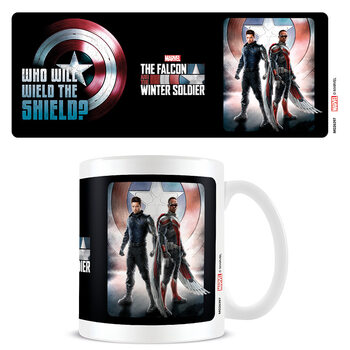 Cup The Falcon and the Winter Soldier - Wield The Shield
