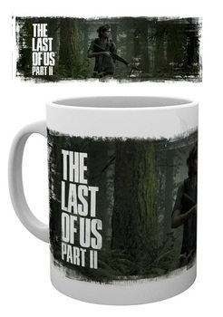 Cup The Last Of Us Part 2 - Key Art
