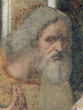 The Last Supper, 1495-97 (fresco) (post restoration) Taidejuliste