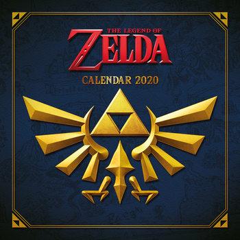 Calendar 2022 The Legend of Zelda