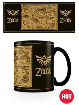 Mug The Legend Of Zelda - Map