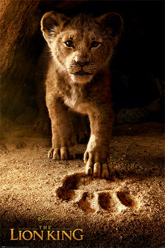 Framed Poster The Lion King - Future King