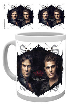 Cup The Vampire Diaries - Careful