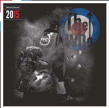 Calendar 2021 The Who
