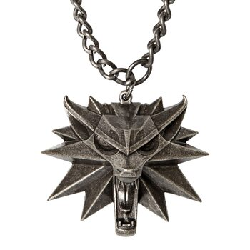 The Witcher 3: Wild Hunt - Medallion and Chain