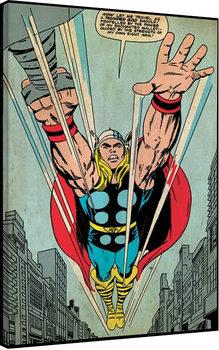 Thor - Thundergod Canvas Print