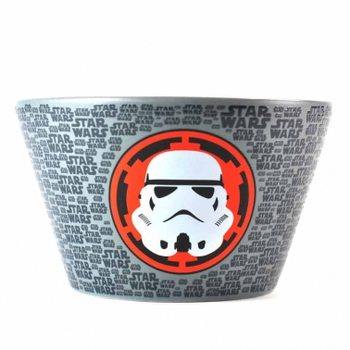 Tigela Star Wars - Stormtrooper Pratos