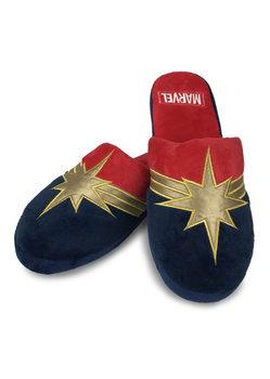 Tohvelit Marvel - Captain Marvel